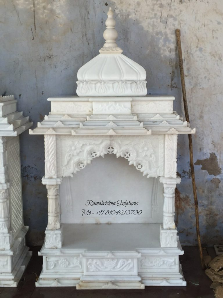 marble Hindu mandir