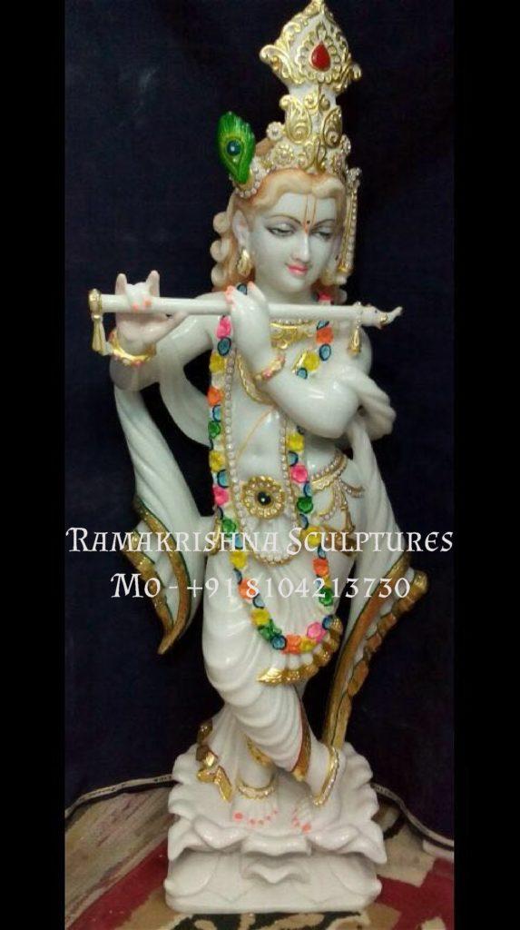 Marble Krishna Statues Online Lord Krishna Idol Supplier