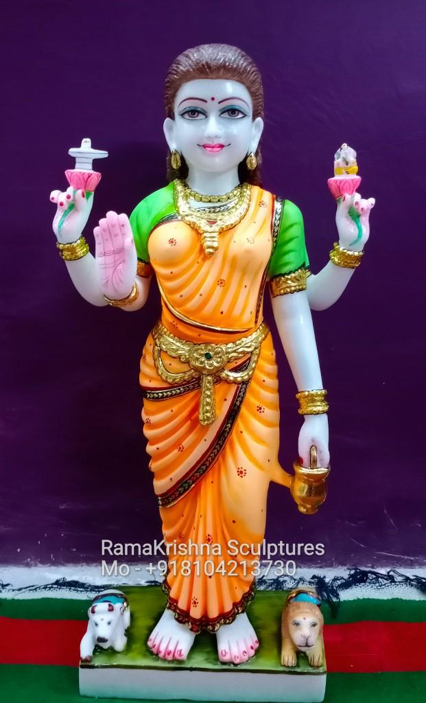Parvati mata Murti