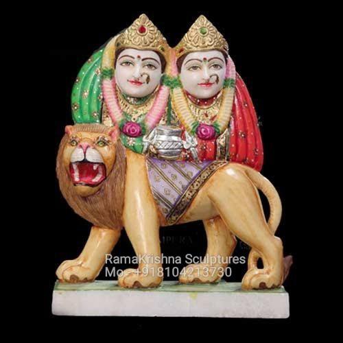 Goddess Chamunda idol