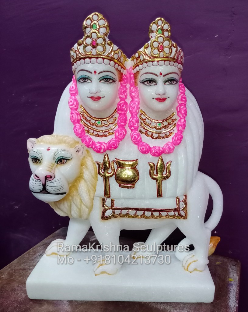 Chamunddaa Statue