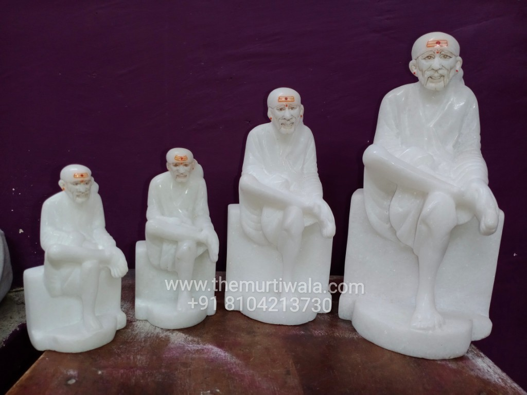 sai baba murti in hyderabad