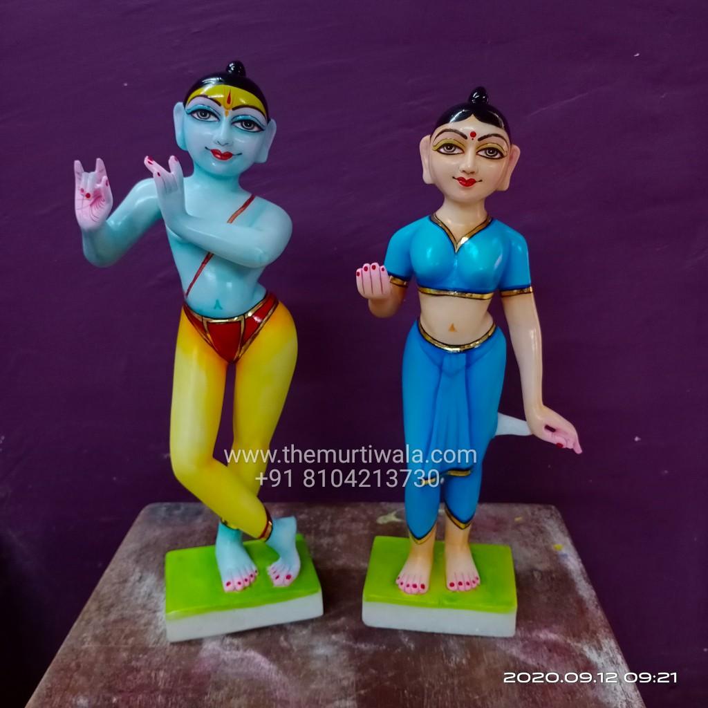 ISKCON Radha Krishna Idols