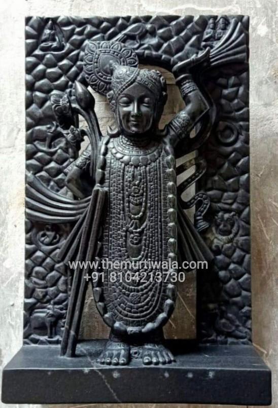 shreenath ji marble murti