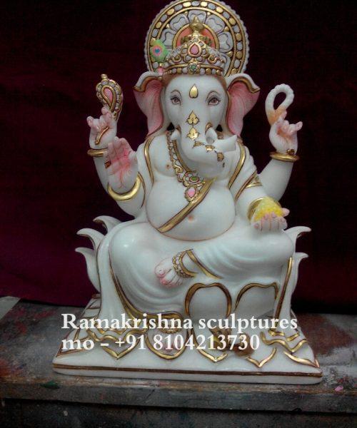 Ganesha Marble